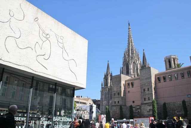 What to see in Barcelona in 1 day