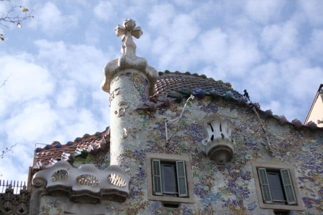 Casa Batlló: Undeniably, one of the Barcelona top attractions.
