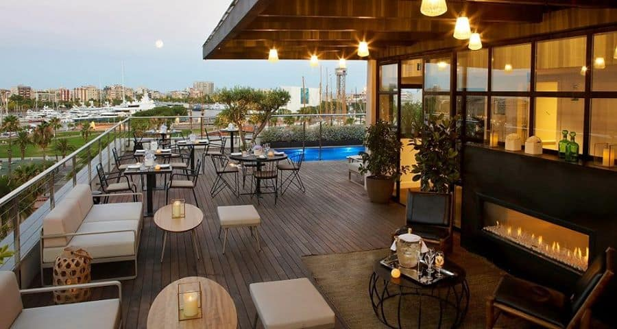 The Serras: One of the best luxury hotels, Barcelona