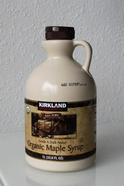 Kirkland Maple Syrup