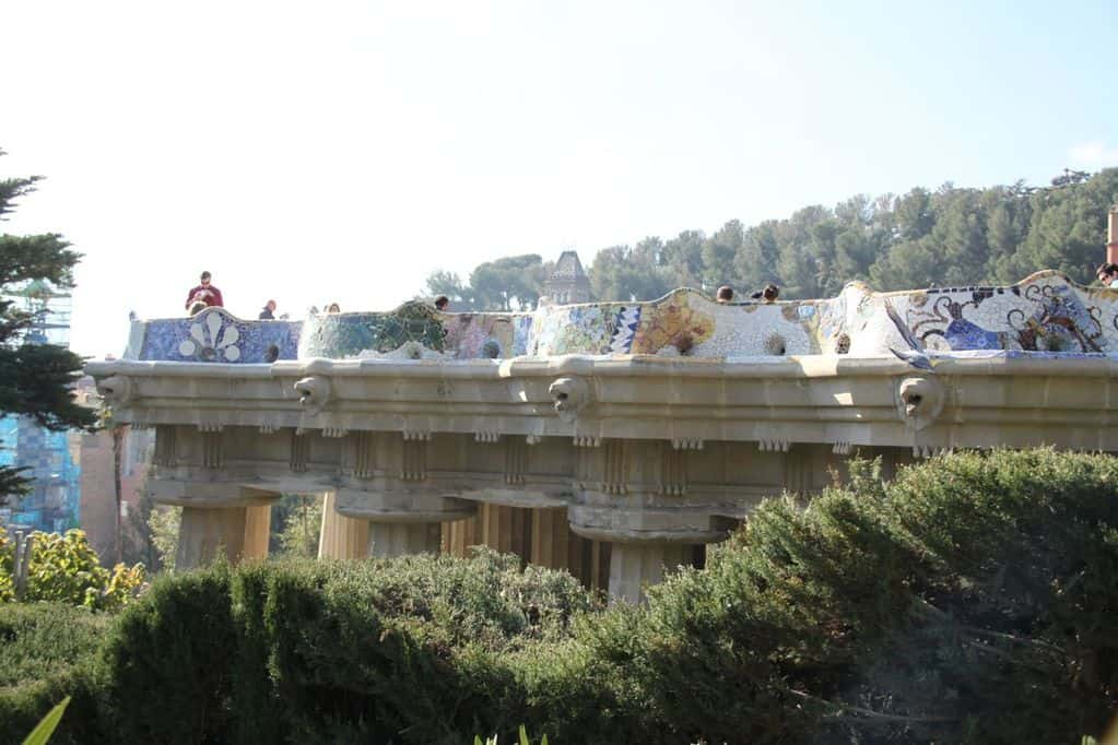 What to see in Barcelona, Spain: Park Guell, Gaudí and modernism