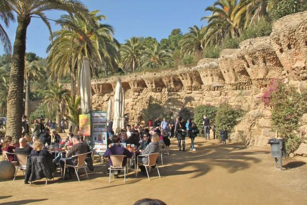 One of the best things to do in Barcelona, Spain, is to visit Park Guell