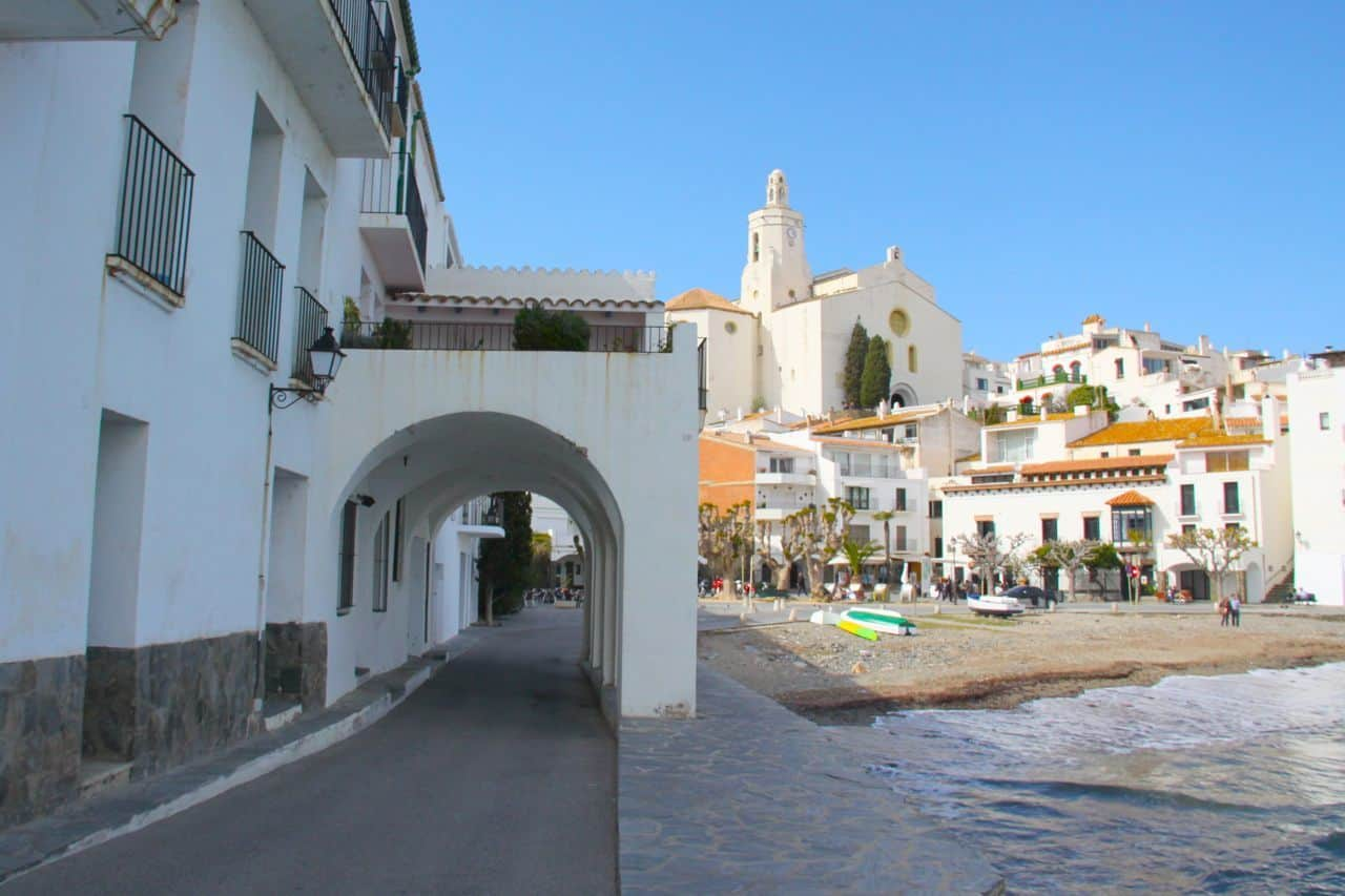 The best Barcelona day trips is an excursion to Cadaqués.