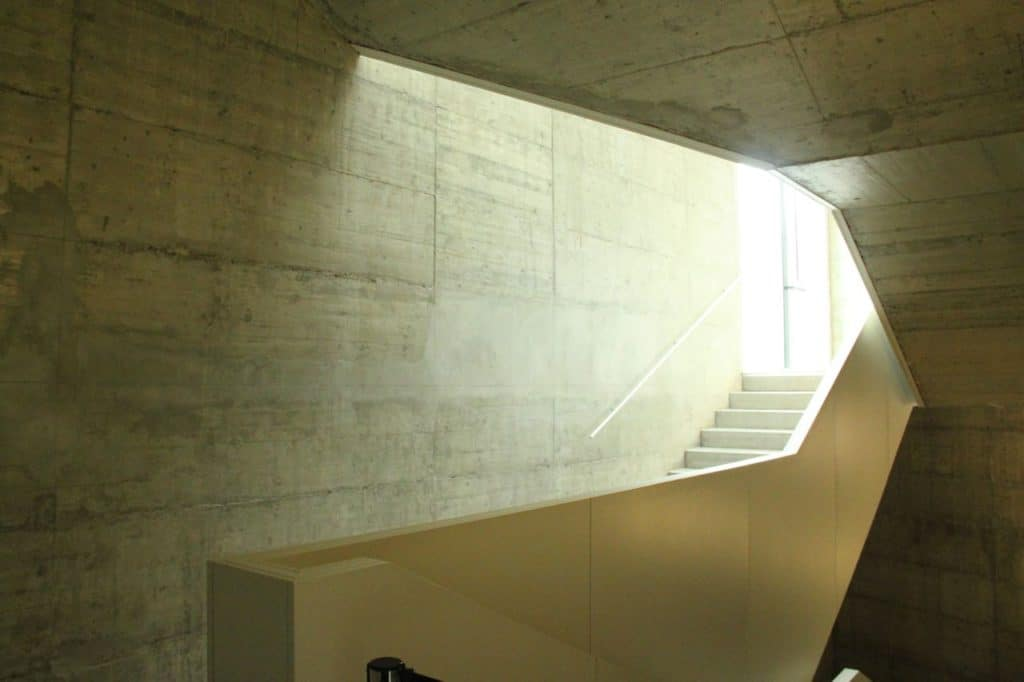 Can Framis, a minimalist museum in Barcelona