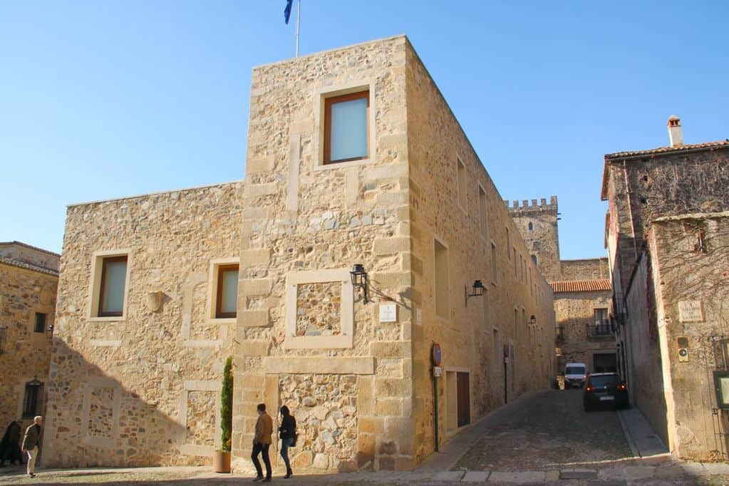 Caceres Old Town10