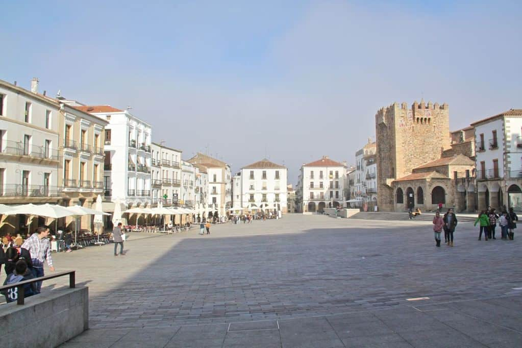 Caceres Old Town1