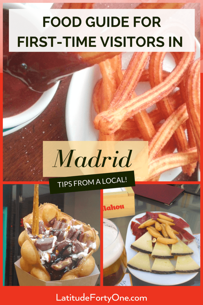 Where to eat in Madrid - a guide for first-time visitors