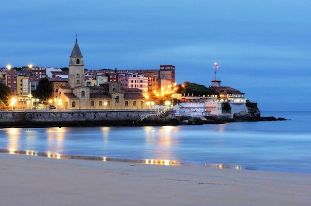Gijón, one of the top places to see in Spain
