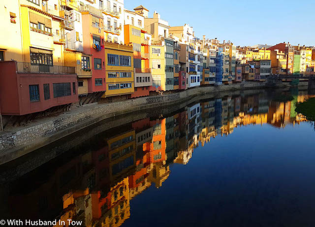 Girona is one of the places to go in Spain.