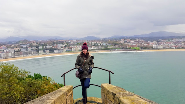 San Sebastian, one of the best cities in Spain to visit.