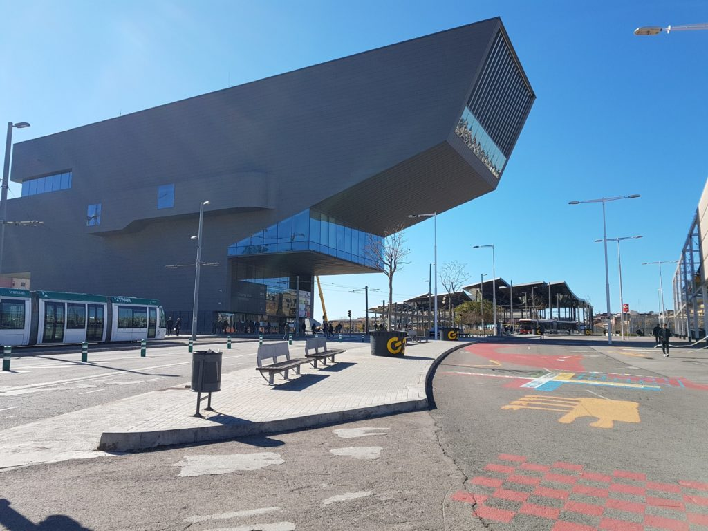 The DHUB Museum, a place for Barcelona sightseeing