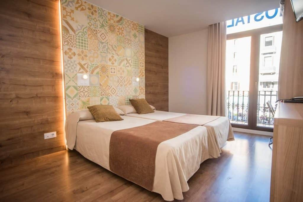 Hostal Marenostrum, one of the best hostels in Barcelona