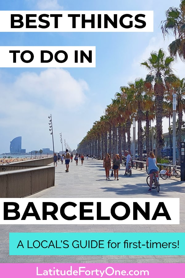 Find the top 10 Barcelona things to do. Barcelona, Spain, has it all: beaches, mountains, world-class gastronomy. Find the best activities to visit like a local!