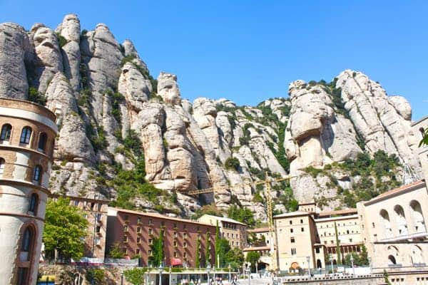 Montserrat, a great family excursion from Barcelona