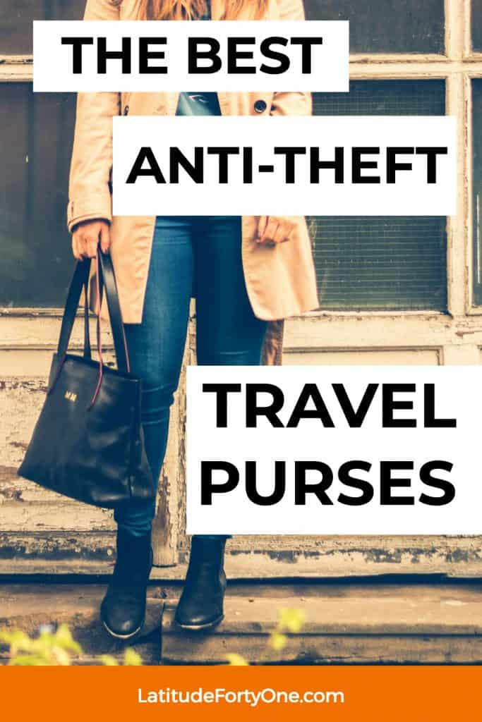 Find and compare the best anti-theft travel purses for your next vacation.