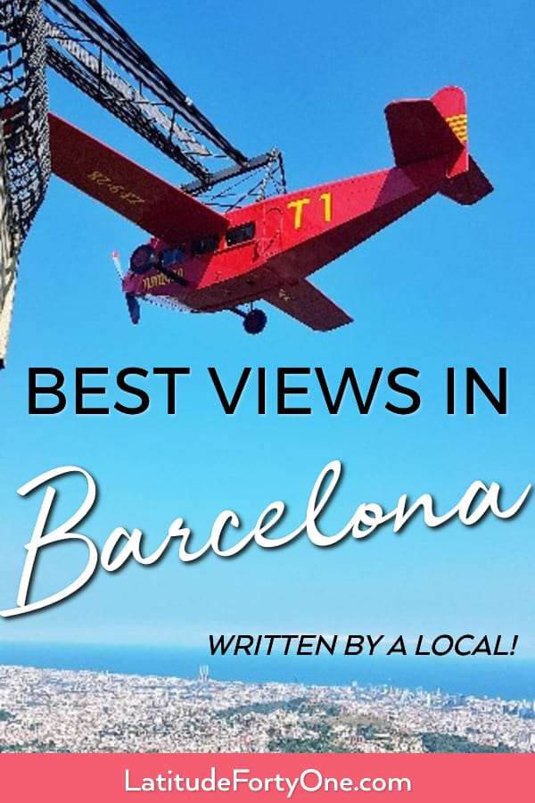 Find the best panoramic views in Barcelona, Spain, where you can get a 360º viewpoint of the city, port, or the Mediterranean Sea