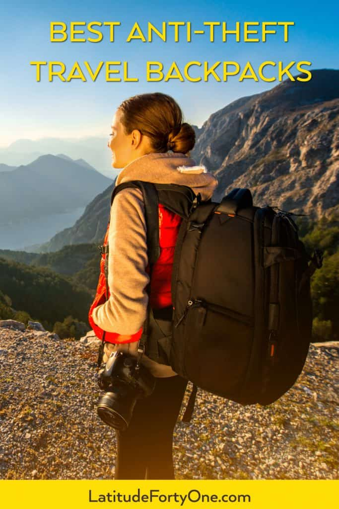 Compare the best anti-theft backpacks for your next trip. Here are the best anti-theft backpacks for travelling