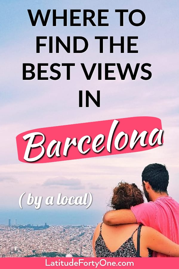 Find the best panoramic view of Barcelona. Get a sweeping Barcelona viewpoint from Montjuic, Tibidabo, or the Bunkers del Carmel.