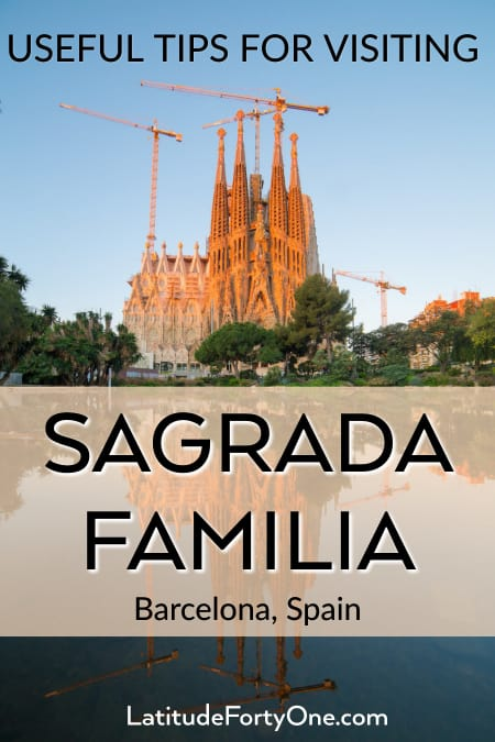 A church by Gaudi, Sagrada Familia, Barcelona, Spain. Know before you go!