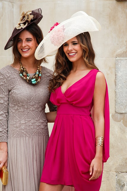 What to wear to a wedding: clothes to wear in Spain