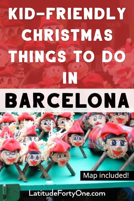 Kid-friendly Christmas things to do in Barcelona