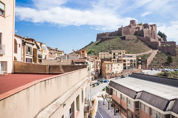 Cardona, where to go with kids outside Barcelona