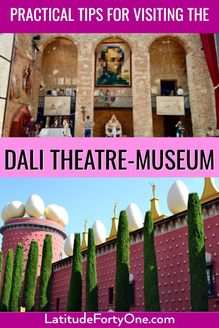Tips for visiting the Museum Dali