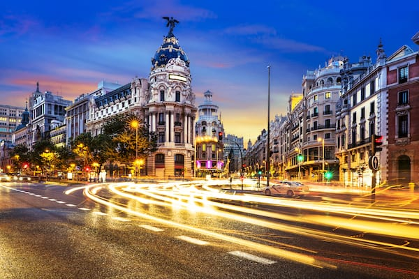 Getaway from Barcelona: Madrid, Spain